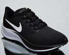 Nike Air Zoom Pegasus 37 Men's Black White Athletic Running Shoes Low Sneakers