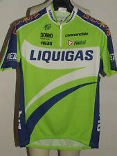 Bike Cycling Jersey Shirt Cyclism Maillot Sport Team Liquigas Nalini Size M