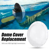 Replacement Transparent Dome Port Housing Cover for GoPro Session Hero 6/5/4/3