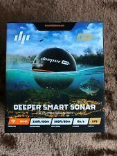 Deeper PRO+ Smart Sonar - GPS Portable Wireless Wi-Fi Feature Finder