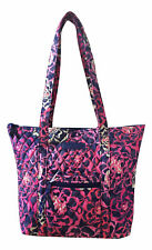 Vera Bradley Villager Katalina Pink Bag Purse Slip Pockets NWT $68 NEW