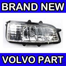 Volvo RH Mirror Repeater Indicator Lens / Lamp / Light C30 C70 S40 V50 S80 V70