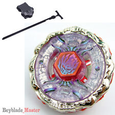 Fusion Beyblade Masters Metal BB123 FUSION HADES AD145SWD w/ Power Launcher