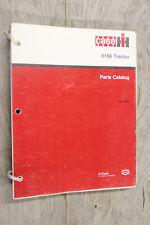 Case-IH 9150 Steiger 4WD tractor original parts catalog #8-4091