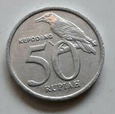 50 Rupiah 2003 Indonesia