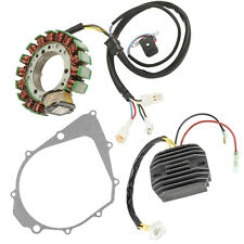 Stator & Regulator Rectifier for Yamaha Warrior 350 YFM350 1996-2001 With Gasket