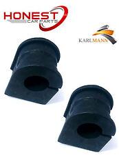 For TRAFFIC PRIMASTAR VIVARO FRONT ANTI ROLL BAR D BUSHES 22mm X2 Karlmann
