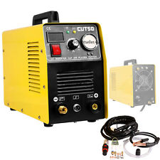 Plasma Cutter AMP CUT50 Digital Inverter 220V No-load Voltage Plasma Cutter IP21