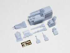 WOLFPACK WP72043 Cockpit Set for Hasegawa® Kit Su-33 Sea Flanker in 1:72