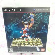 USED PS3 PlayStation3 Saint Seiya Sanctuary Battle original edition 94392 JAPAN