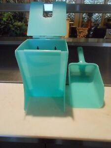 NEW Cal-Mil Plastics Econo free standing  Ice Scoop w/Holder Wall Or Deck Mount