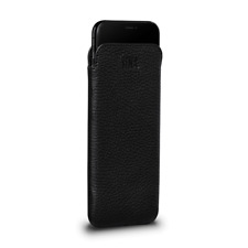 Sena UltraSlim Sleeve Case/Cover iPhone X Leather - Black BRAND NEW