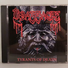 - MASSACRE Tyrants Of Death (CD 2006 Iron Pegasus) I.P. 044 (NEW) NWOT