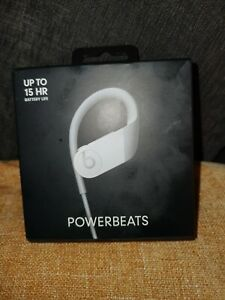 Beats By Dre Powerbeats High Performance In-ear Headphones White Wireless