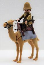 DEUTSCHE SCHUTZTRUPPE AFRIKA SOLDAT KAMEL A Playmobil Prussia Kolonial WW Custom