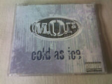 M.O.P - COLD AS ICE - 2001 UK CD SINGLE - MOP