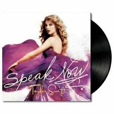 TAYLOR SWIFT: SPEAK NOW :LP vinyl: sealed