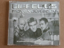 Eiffel 65: Move Your Body (Deleted 4 track Enhanced CD2 Single)