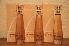 3 x LR Femme Noblesse  Eau de Parfum 50 ml  neuer Flacon