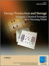 Energy Production and Storage. Inorganic Chemical Strategies for a Warming World