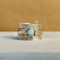 Details about  /925 Sterling Silver Splint Ring Handmade Designer Ring Geometric Jewelry