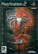 Spider-Man 3 Sony Playstation 2 PS2 12+ Action Game