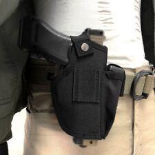 Tactical Military Gun Belt Waist Holster Handgun Pistol Carrier Pouch For Pistol