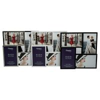 JACKSON Four 4x6 Multi Aperture Gift Photo Picture Display Frame in 4 finishes