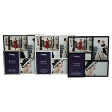 JACKSON Four 4x6 Multi Aperture Photo Picture Display Frame in 4 finishes