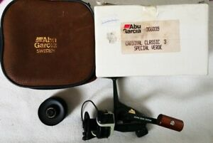 Abu Cardinal C 3 33 special edition vintage reel VERY RARE in box mint condition