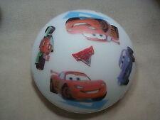 Cars Auto Deckenlampe CA1 Lampe Deko Servietten Glas Disney Leuchte