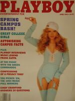 Playboy April 1993 | Nicole Wood Tattoo Playmate Spring Campus Bash 1251+