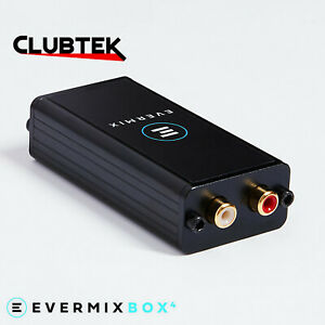 Evermix Box4 DJ Recording & Streaming Device For iOS / Lightning | Android USB-C