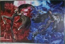 New Sealed Bayonetta Climax Edition Amazon Postcards