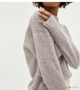 Everlane Alpaca Sweater Xs