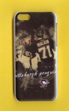 PITTSBURGH  PENGUINS Rigid 1 Piece Snap-on Case iPhone 5C (Design 5)FREE STYLUS