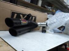 AUSPUFFANLAGE IXIL HYPERLOW XL BLACK PLUS KAT EURO 4 YAMAHA MT-07 XSR 700 AB 17s