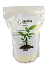 Sulfur Powder Micronized +99.8 Pure Insects and Snakes Repellent