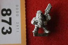 Games Workshop Warhammer 40k Squats Dandor Iron Claw Rogue Trader Laspistol Mint