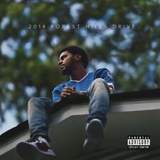 "J. Cole ""Forest Hills Drive"" Art Music Album Poster HD Print 12"" 16"" 20"" 24"""