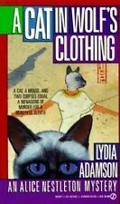 A Cat in Wolf's Clothing (An Alice Nestleton Mystery) Adamson, Lydia Mass Marke