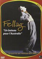 FELLAG - UN BATEAU POUR L'AUSTRALIE - DVD - NEUF NEW NEU
