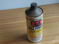 WINCHESTER AA BALL POWER COLLECTIBLE TIN 473AA 1 pound  TIN bottle
