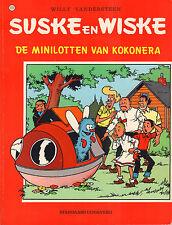SUSKE EN WISKE 159 - DE MINILOTTEN VAN KOKONERA