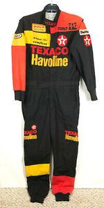 VTG Indy 500 Indycar Texaco Havoline Crew Fire Suit CART Racing Matt Hammond
