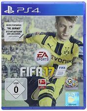 FIFA 17 Sony PlayStation 4 PS4 Game Spiel Fussball Bundesliga Premier League ...