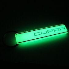 CUPRA Schlüsselanhänger Nachtleuchtend Wabenoptik - Seat Leon 5F 1P ST FR Ateca