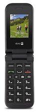 Doro PhoneEasy 609 Flip Big Button Bluetooth SOS Camera Unlocked Mobile Phone