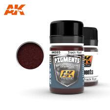 AK Interactive 085 - TRACK RUST PIGMENT - GLEISKETTEN - 35 ML (12,14 € / 100 ml)