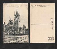 1910s MADISON AVE PRESBYTERIAN CHURCH NEW YORK POSTCARD